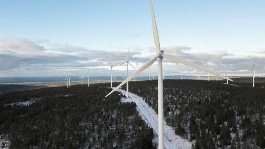 How is wind energy going to support economic recovery?
