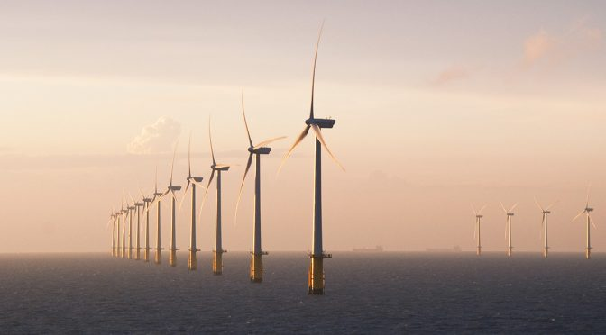 Partnership to ensure the sustainable development of offshore wind energy