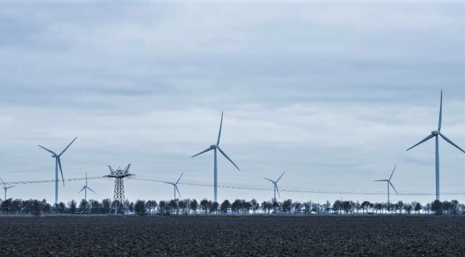 Ørsted enters a two-year agreement from 325 MW of onshore wind energy in the Netherlands
