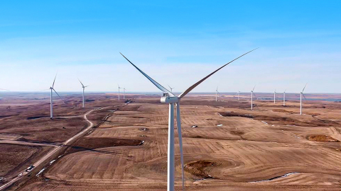 EDF Renewables North America Announces Commercial Operation at Merricourt Wind Project in North Dakota