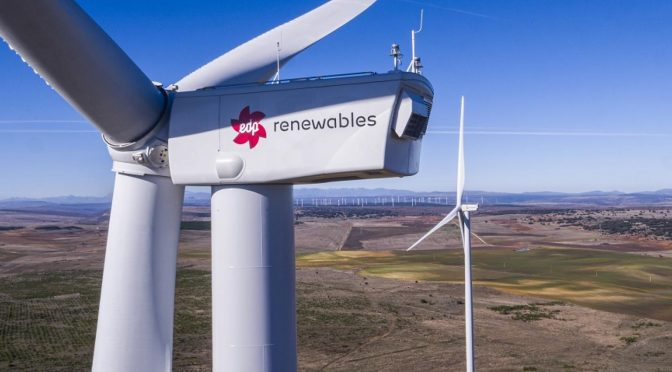 EDP Renováveis commissions Spain's largest wind turbines in Burgos