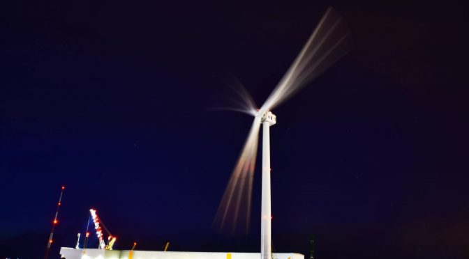 A 14-MW Version Of A Powerful Wind Turbine Will Go To The World's Largest Wind Farm