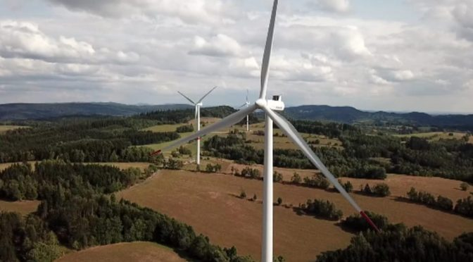Wind energy could see a boom in the Czech Republic