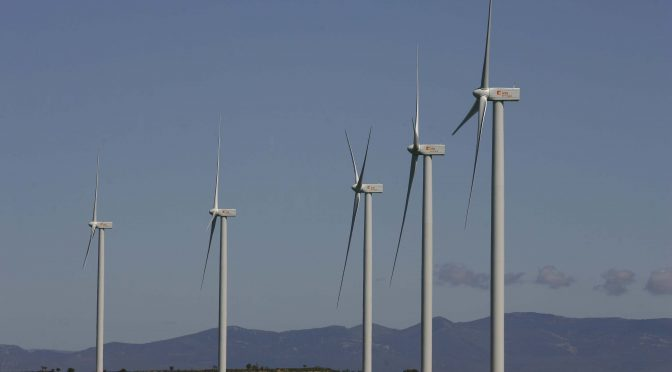 Villar Mir Energía (VME) has invested 140 million euros in two new wind farms in Palencia and Huesca