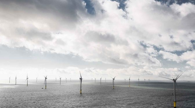 PPA signed for Humber Gateway Offshore Wind Farm