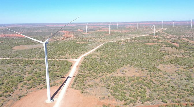BayWa r.e. completes construction of 250 MW wind farm
