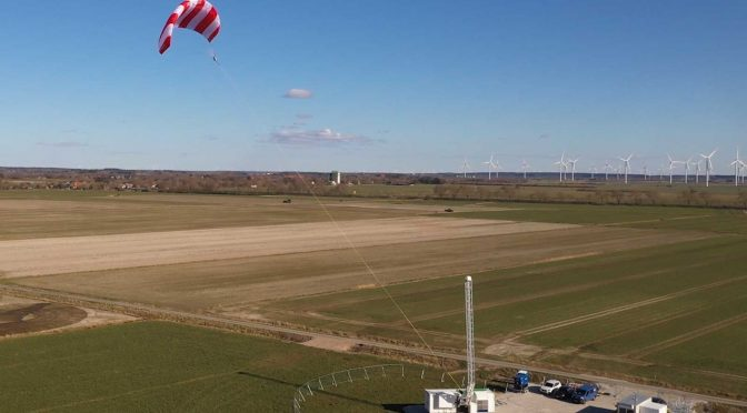 RWE Renewables and SkySails Power harness high-altitude winds for innovative power generation