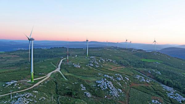 Wind power in Galicia, Elecnor develops 5 wind farms in La Coruña and Lugo