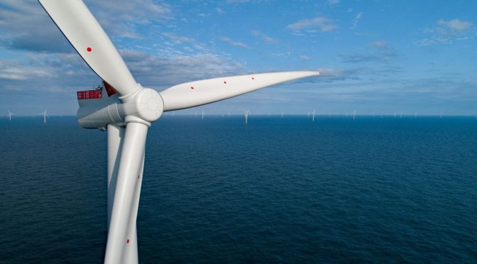 GE Researchers Tapping Healthcare Experience to Scale Up Offshore Wind Power