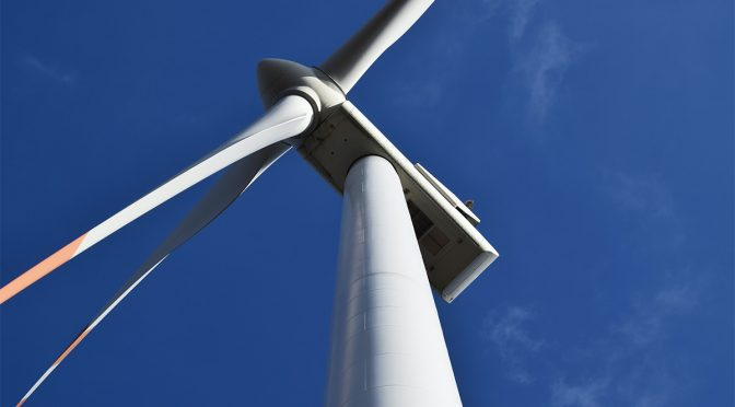 Record 15 GW of new wind turbines ordered in 2020
