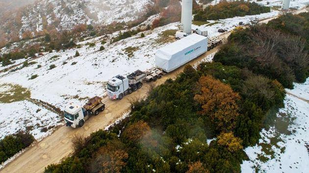Siemens Gamesa supplies its 5.X wind turbines to Finnish wind power