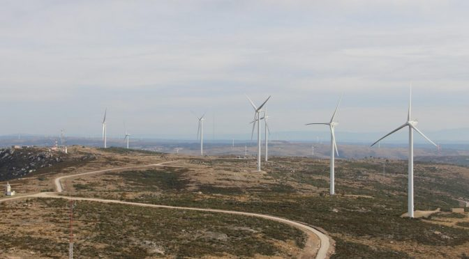The EIB and the BIS grant EDP Renováveis € 112 million for 125 MW of wind energy