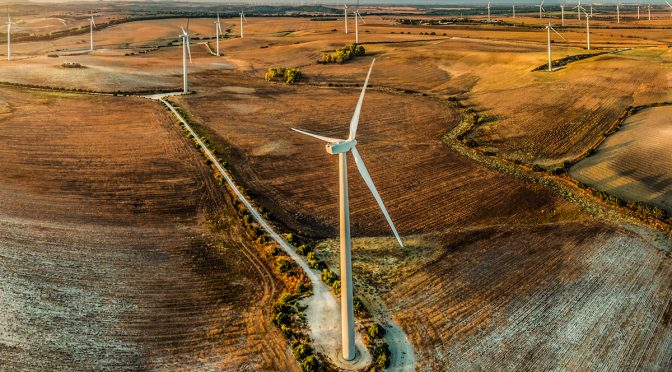 Wind power, responsible for a fifth of the electricity generated in April in Spain