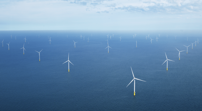 ACS is awarded 480 MW of offshore wind energy in the United Kingdom