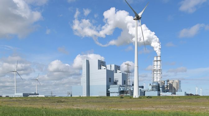 RWE expressly supports Dutch CO2 reduction target