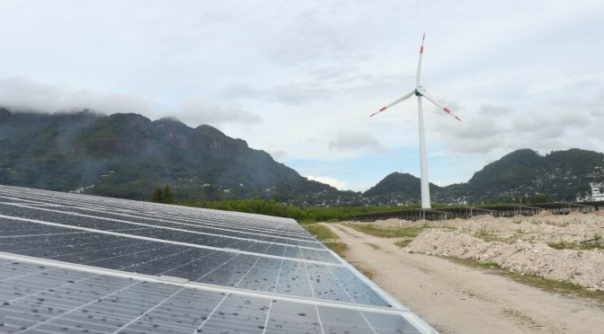 Pacific Islands Unite Around Enhanced Renewables Ambition Under Climate Goals