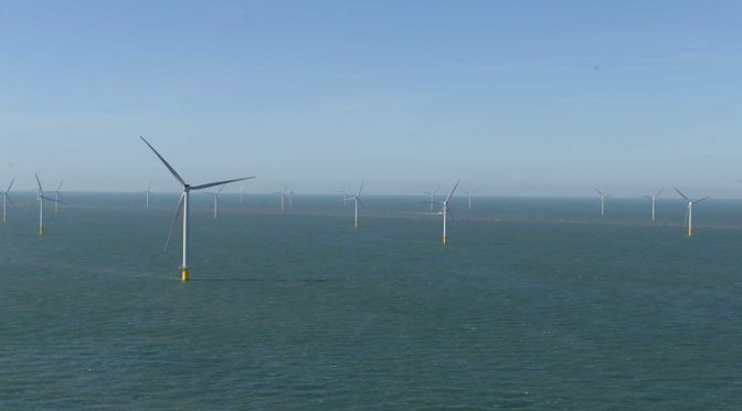 RWE successful in the UK Offshore Wind Power Leasing Round 4 by The Crown Estate