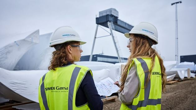 Sustainability Yearbook 2021 names Siemens Gamesa one of the world's most sustainable companies