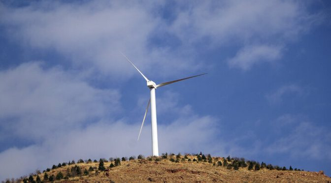 Wind farm to be inaugurated on Iran-Afghanistan border