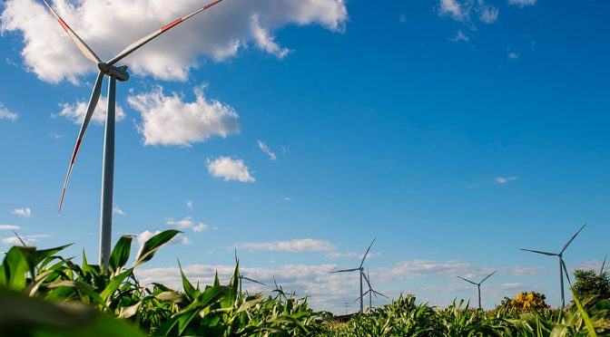 The future generated by wind energy and solar power is closer than ever