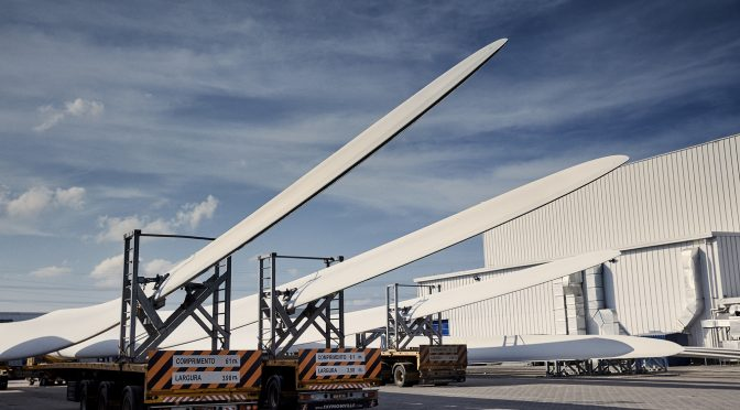 What to do with wind turbine blades at the end of their useful life
