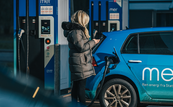Mer becomes a leading EV charging operator in Sweden