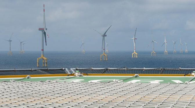 "Denmark to build energy island: cross-border ""hybrid"" offshore wind farms are on their way"