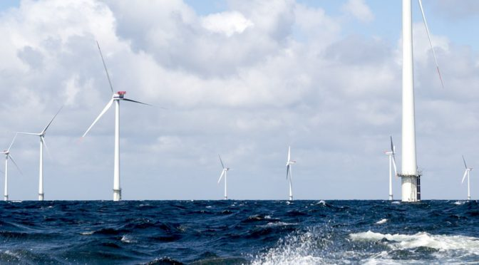 DNV wins USD 17.7 million contract to support development of Taiwan Power Company's largest offshore wind farm