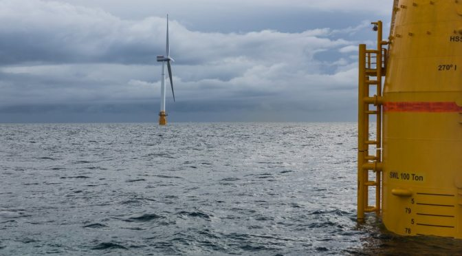 Hywind Scotland remains the UK's best performing offshore wind farm