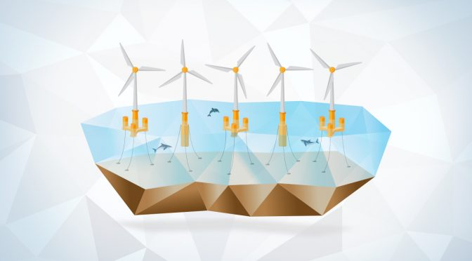 Innovations in floating wind energy technologies key to futher cost reductions