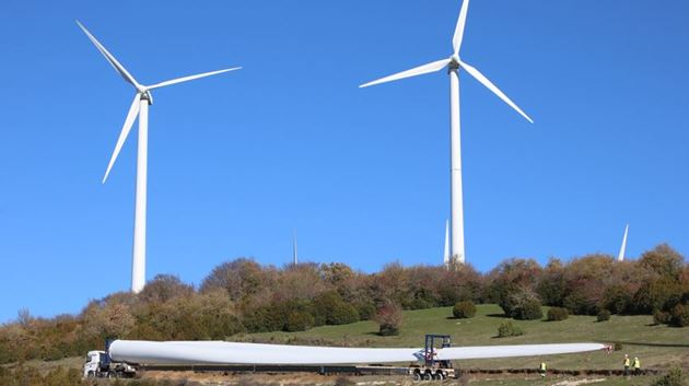 Siemens Gamesa 5.X wind turbines continue their success in Swedish wind power