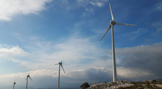 New life and new materials for wind power