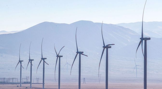Concession is granted for the construction of the Punta Lomitas wind power plant in Ica