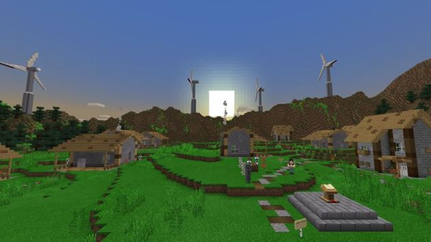 "Siemens Gamesa launches ""Planet Rescuers"", a videogame to promote STEM education with Minecraft Education Edition"