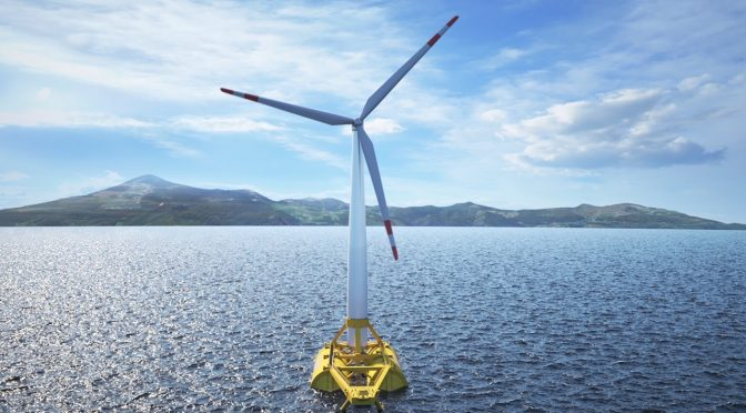 RWE Partners with Offshore Renewable Energy Catapult to Advance Floating Wind Power