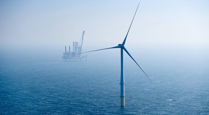 Is offshore wind energy also reaching the Black Sea?
