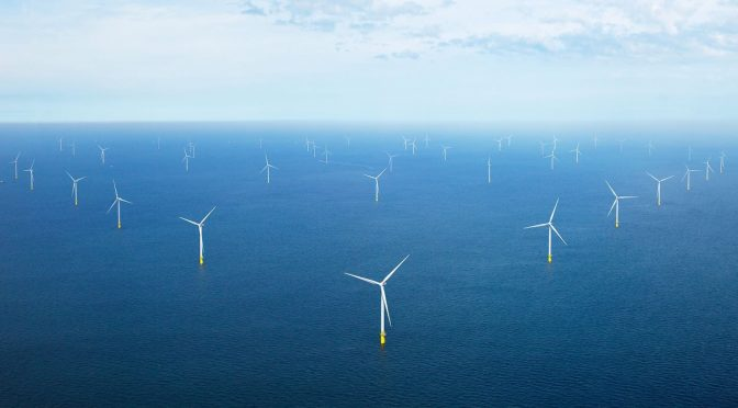 Ørsted has signed an agreement with NBIM, who will be acquiring a 50 % ownership share of Ørsted's 752 MW Borssele 1 & 2 Offshore Wind Farm