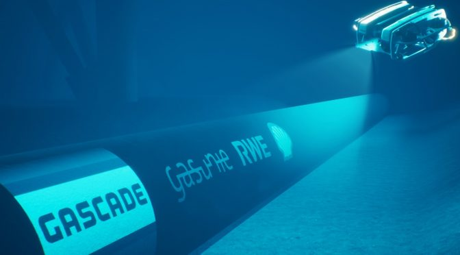 Pipeline for green hydrogen from North Sea