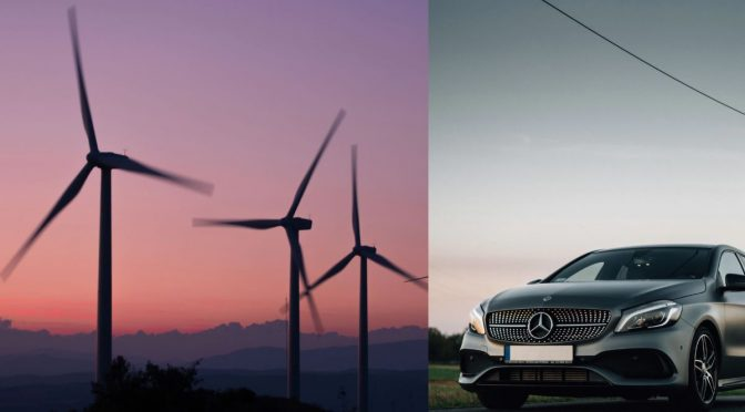 Daimler and Statkraft have signed a PPA to use wind power and solar energy to power Mercedes factories