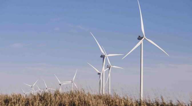 EDP Renováveis announces Asset rotation deal of a 405 MW wind energy in the US