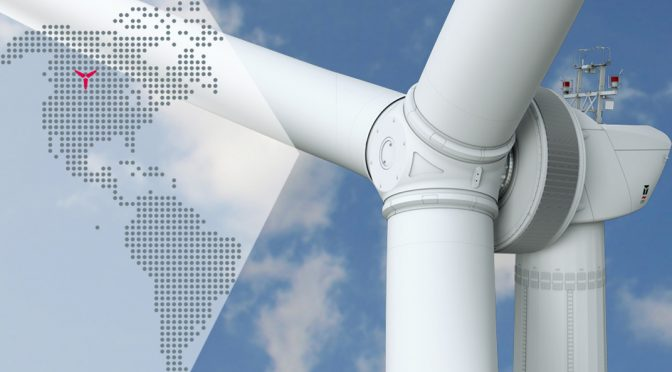 Enercon supplies 305 MW of wind power with E-160 EP5 wind turbines in Canada