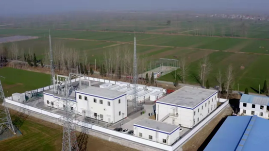 Goldwind's first wind power plus energy storage hybrid project is put into operation