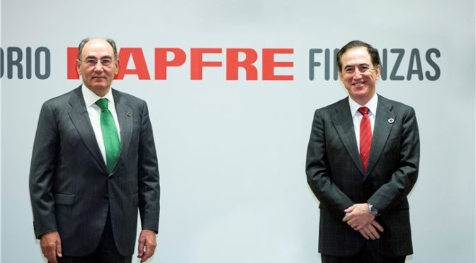 Iberdrola and MAPFRE create a strategic alliance to invest together in renewable energy in Spain