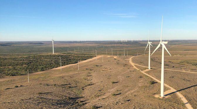 RWE's US onshore wind farm Panther Creek III undergoes repower