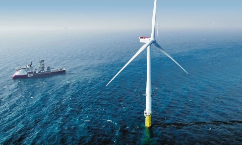 Vattenfall prequalifies for the upcoming French offshore wind power tender in Normandy
