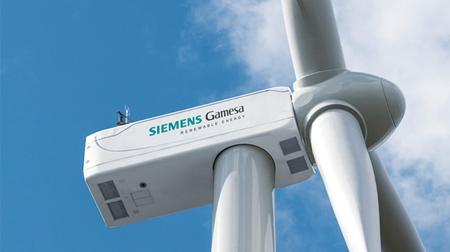 Siemens Gamesa receives an order for 93 wind turbines for a wind farm in India