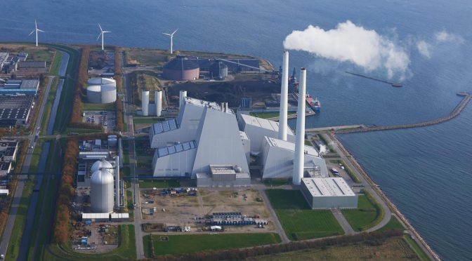 Ørsted and HOFOR enters into agreement on green power for groundbreaking hydrogen project