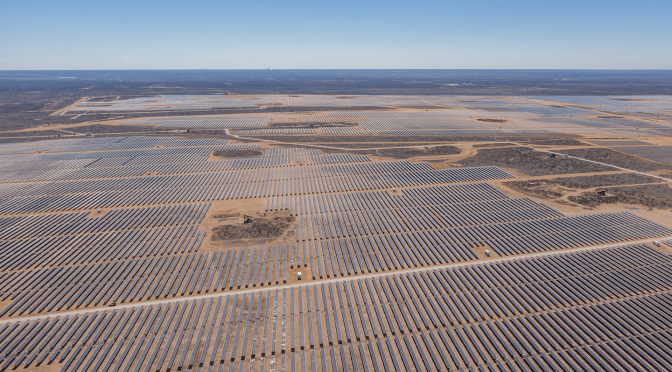 Ørsted completes Permian Energy Center
