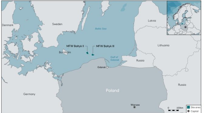 Breakthrough for Equinor in Polish offshore wind energy
