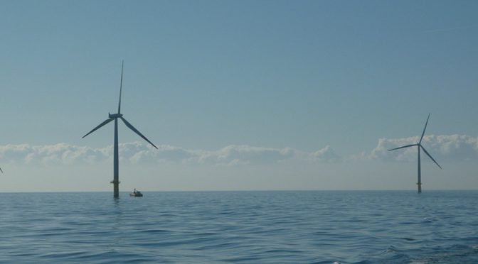 Saitec begins the processing of the first offshore wind farm in the Basque Country